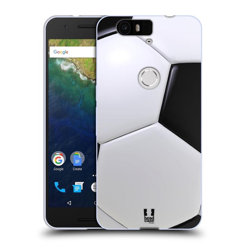 Silikonové pouzdro na mobil Huawei Nexus 6P HEAD CASE KOPAČÁK (Silikonový kryt či obal na mobilní telefon Huawei Nexus 6P)