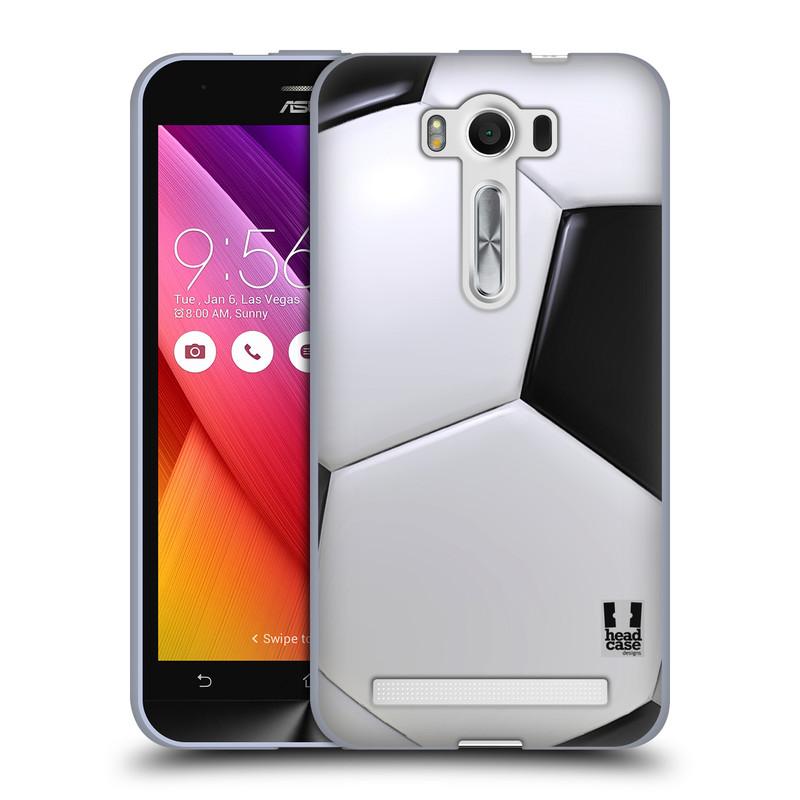 """Silikonové pouzdro na mobil Asus ZenFone 2 Laser ZE500KL HEAD CASE KOPAČÁK (Silikonový kryt či obal na mobilní telefon Asus ZenFone 2 Laser ZE500KL s 5"""" displejem)"""