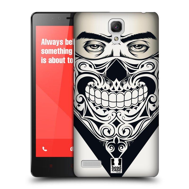 Plastové pouzdro na mobil Xiaomi Redmi Note LTE HEAD CASE LEBKA BANDANA (Kryt či obal na mobilní telefon Xiaomi Redmi Note LTE (4G) s 5,5'' displejem)