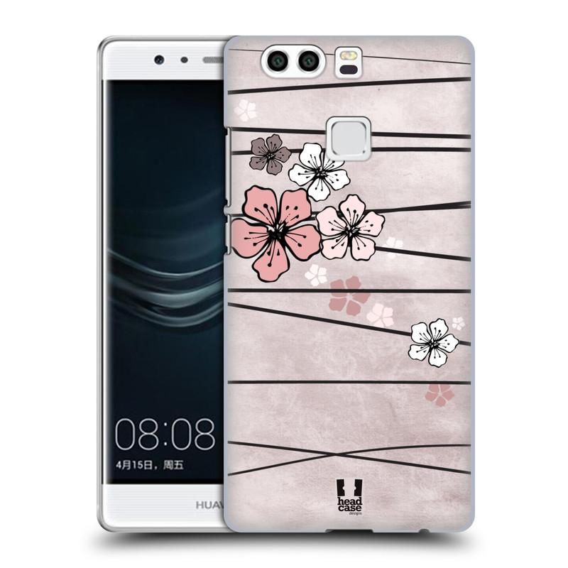 Plastové pouzdro na mobil Huawei P9 Plus HEAD CASE BLOSSOMS PAPER (Plastový kryt či obal na mobilní telefon Huawei P9 Plus / Huawei P9 Plus Dual SIM)