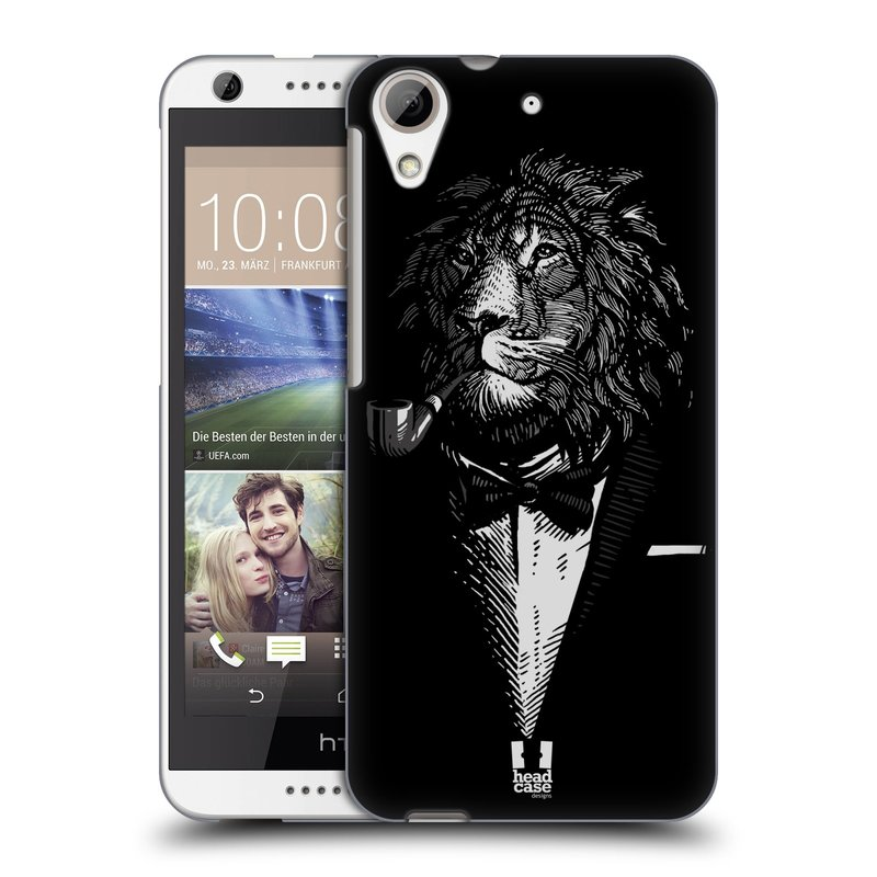 Plastové pouzdro na mobil HTC Desire 626 / 626G HEAD CASE LEV V KVÁDRU (Kryt či obal na mobilní telefon HTC Desire 626G Dual SIM a HTC Desire 626)
