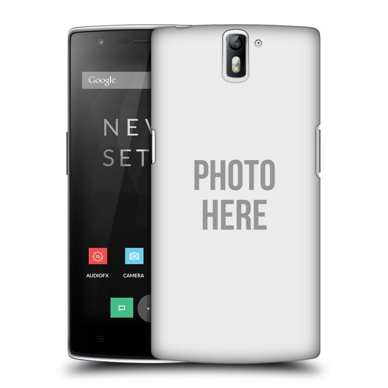 Plastové pouzdro na mobil OnePlus One HEAD CASE s vlastním motivem