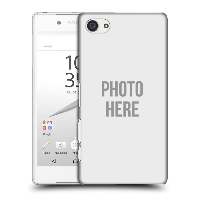 Plastové pouzdro na mobil Sony Xperia Z5 Compact HEAD CASE s vlastním motivem (Kryt či obal s vlastní fotografií na mobilní telefon Sony Xperia Z5 Compact E5823)