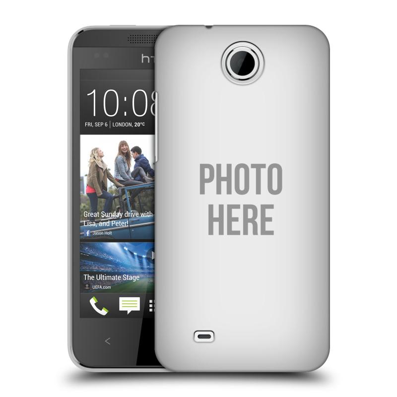 Plastové pouzdro na mobil HTC Desire 300 HEAD CASE s vlastním motivem (Kryt či obal s vlastní fotografií na mobilní telefon HTC Desire 300)
