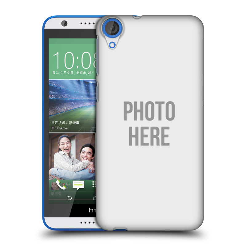 Plastové pouzdro na mobil HTC Desire 820 HEAD CASE s vlastním motivem (Kryt či obal s vlastní fotografií na mobilní telefon HTC Desire 820)