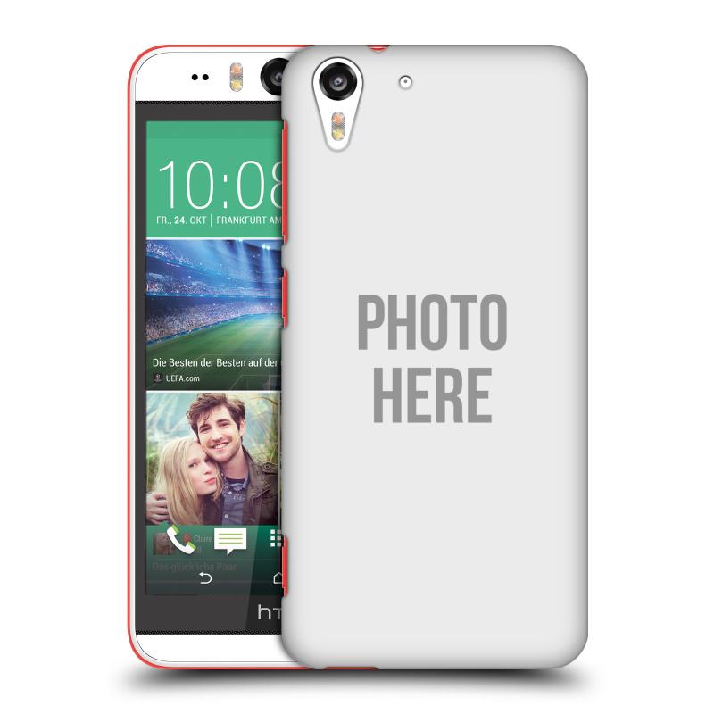 Plastové pouzdro na mobil HTC Desire EYE HEAD CASE s vlastním motivem (Kryt či obal s vlastní fotografií na mobilní telefon HTC Desire EYE)