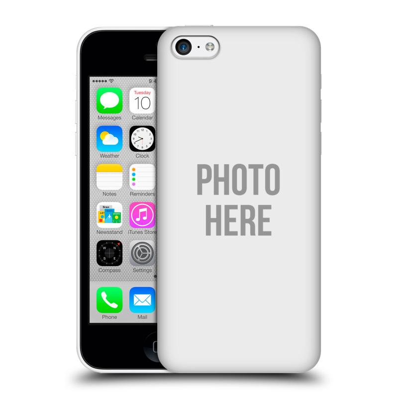 Plastové pouzdro na mobil Apple iPhone 5C HEAD CASE s vlastním motivem (Kryt či obal s vlastní fotografií na mobilní telefon Apple iPhone 5C)