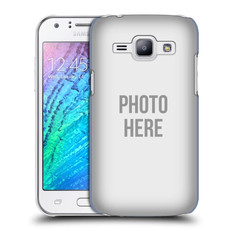 Plastové pouzdro na mobil Samsung Galaxy J1 HEAD CASE s vlastním motivem (Kryt či obal s vlastní fotografií na mobilní telefon Samsung Galaxy J1 a J1 Duos )