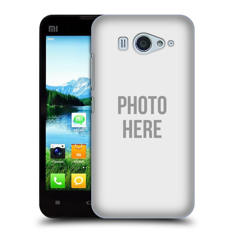 Plastové pouzdro na mobil Xiaomi Mi2S HEAD CASE s vlastním motivem (Kryt či obal s vlastní fotografií na mobilní telefon Xiaomi Mi2S)