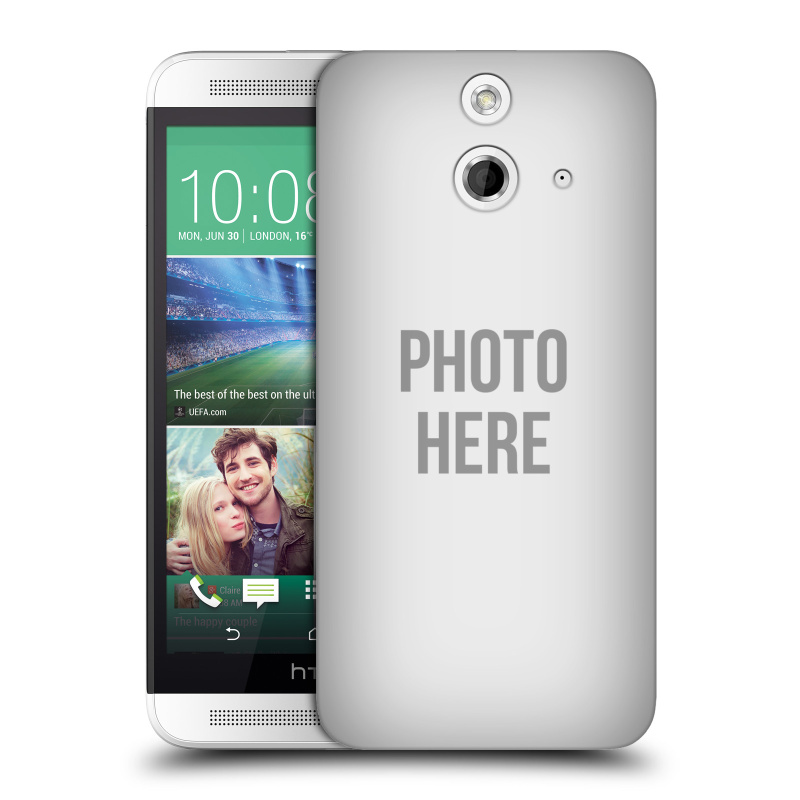 Plastové pouzdro na mobil HTC ONE E8 HEAD CASE s vlastním motivem (Kryt či obal s vlastní fotografií na mobilní telefon HTC ONE E8)