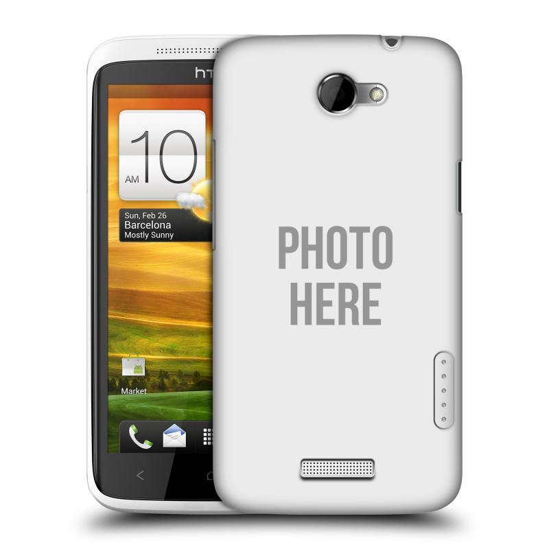 Plastové pouzdro na mobil HTC ONE X HEAD CASE s vlastním motivem (Kryt či obal s vlastní fotografií na mobilní telefon HTC ONE X)