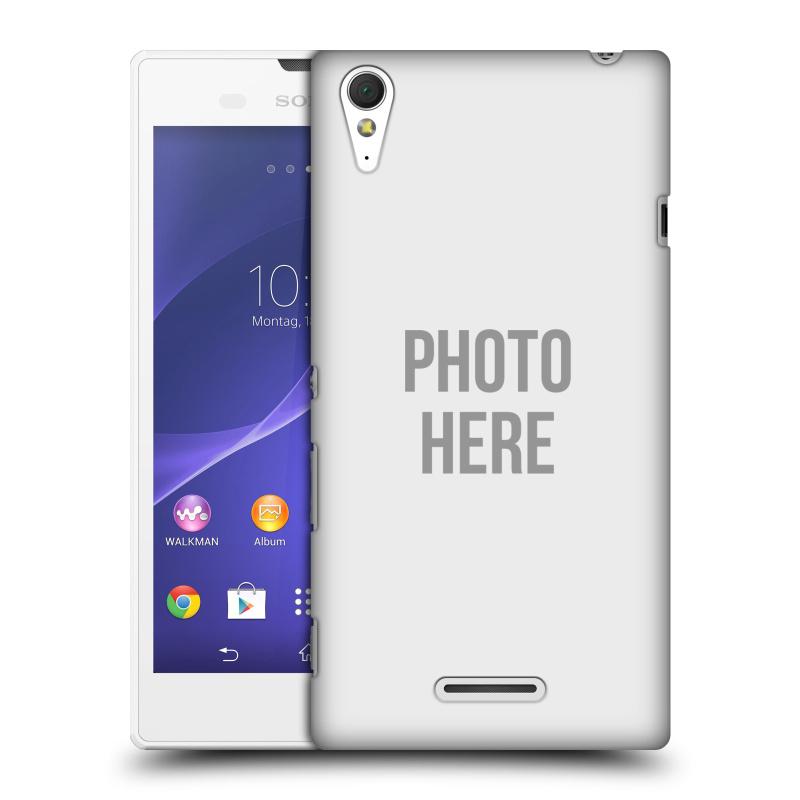 Plastové pouzdro na mobil Sony Xperia T3 D5103 HEAD CASE s vlastním motivem (Kryt či obal s vlastní fotografií na mobilní telefon Sony Xperia T3)