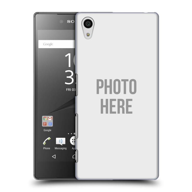 Plastové pouzdro na mobil Sony Xperia Z5 HEAD CASE s vlastním motivem (Kryt či obal s vlastní fotografií na mobilní telefon Sony Xperia Z5 E6653)