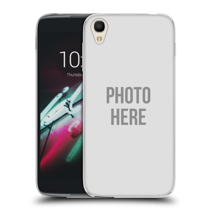 """Silikonové pouzdro na mobil Alcatel One Touch 6039Y Idol 3 HEAD CASE s vlastním motivem (Silikonový kryt či obal s vlastní fotografií na mobilní telefon Alcatel One Touch Idol 3 OT-6039Y s 4,7"""" displejem)"""