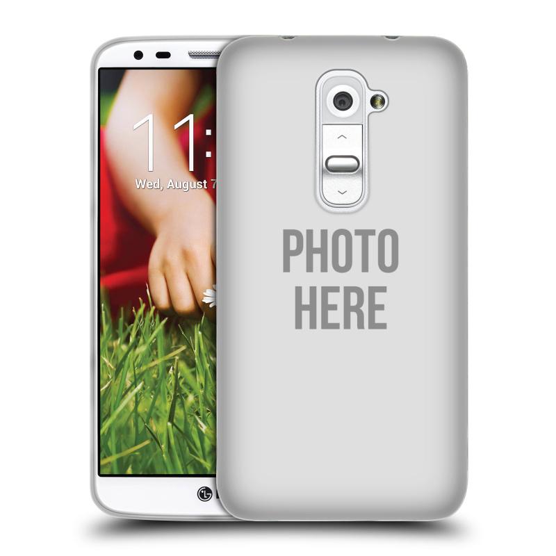 Silikonové pouzdro na mobil HTC LG G2 HEAD CASE s vlastním motivem (Silikonový kryt či obal s vlastní fotografií na mobilní telefon HTC LG G2)
