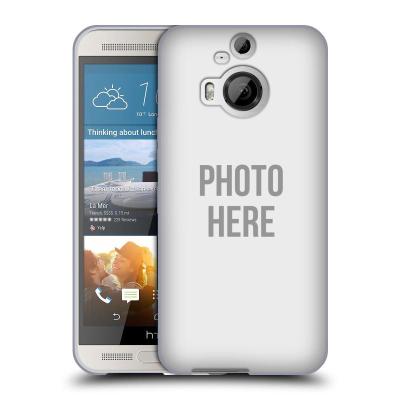 Silikonové pouzdro na mobil HTC One M9+ (Plus) HEAD CASE s vlastním motivem (Silikonový kryt či obal s vlastní fotografií na mobilní telefon HTC One M9+)