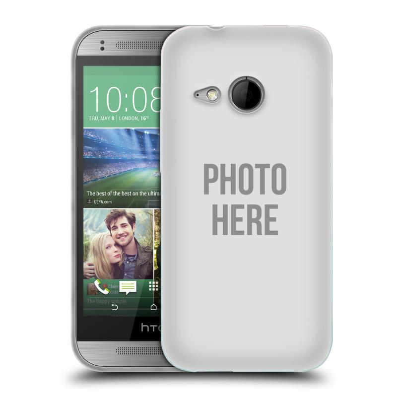Silikonové pouzdro na mobil HTC ONE Mini 2 HEAD CASE s vlastním motivem (Silikonový kryt či obal s vlastní fotografií na mobilní telefon HTC ONE Mini 2)