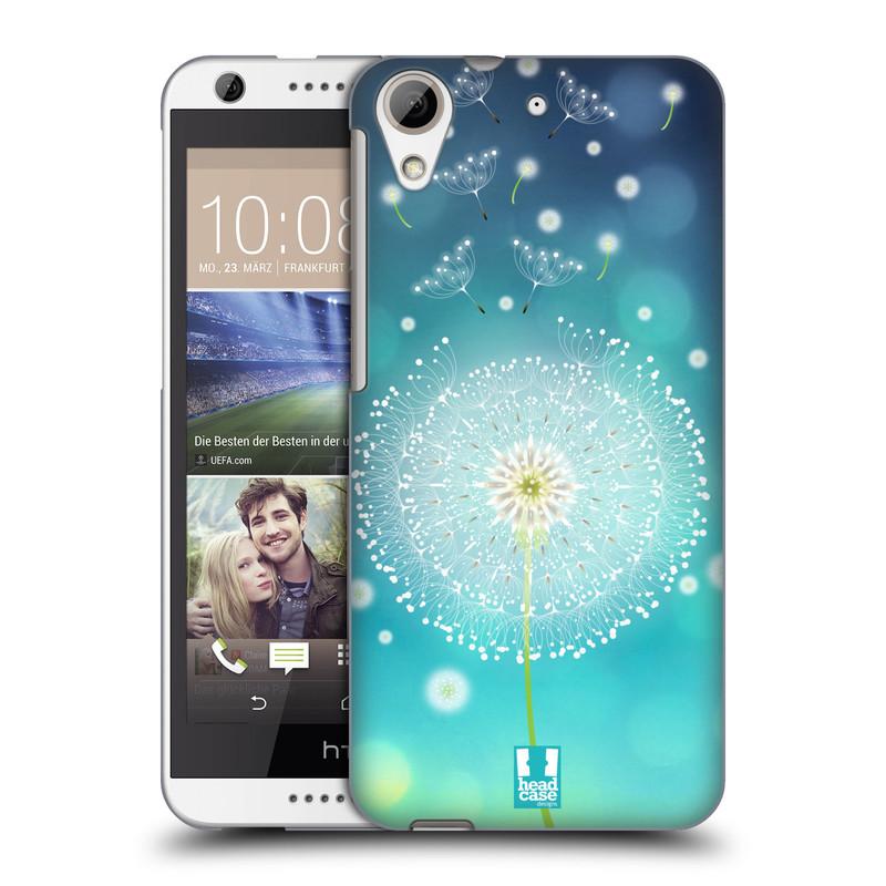 Plastové pouzdro na mobil HTC Desire 626 / 626G HEAD CASE Rozlétaná pampeliška (Kryt či obal na mobilní telefon HTC Desire 626G Dual SIM a HTC Desire 626)