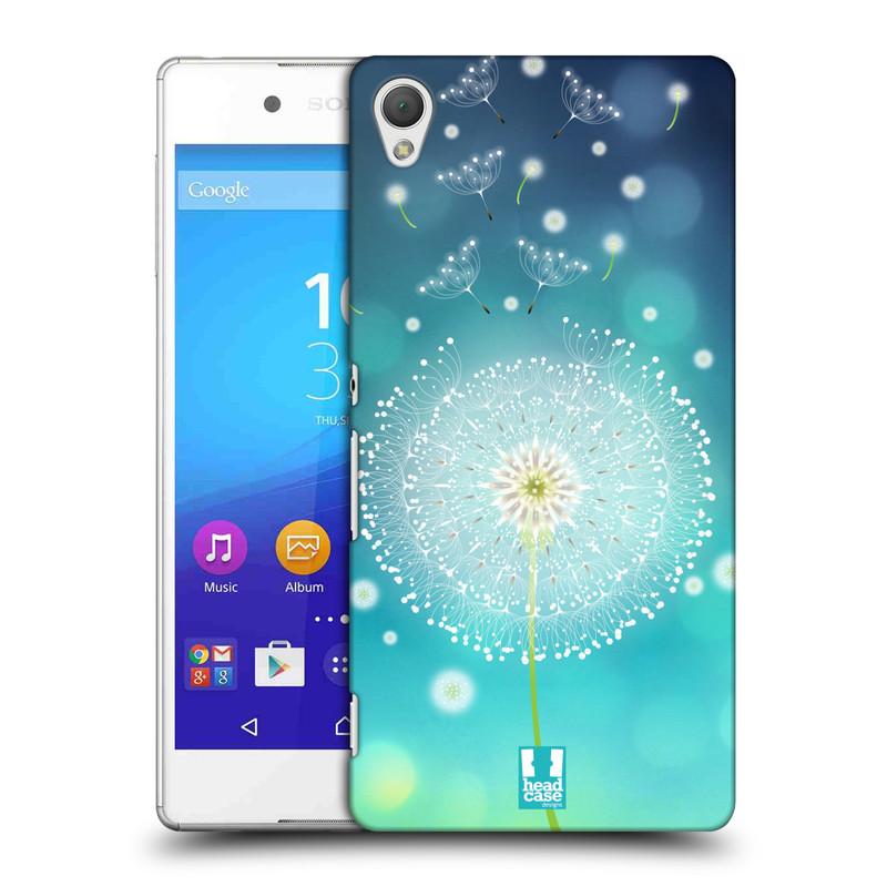 Plastové pouzdro na mobil Sony Xperia Z3+ (Plus) HEAD CASE Rozlétaná pampeliška (Kryt či obal na mobilní telefon Sony Xperia Z3+ a Sony Xperia Z4 )
