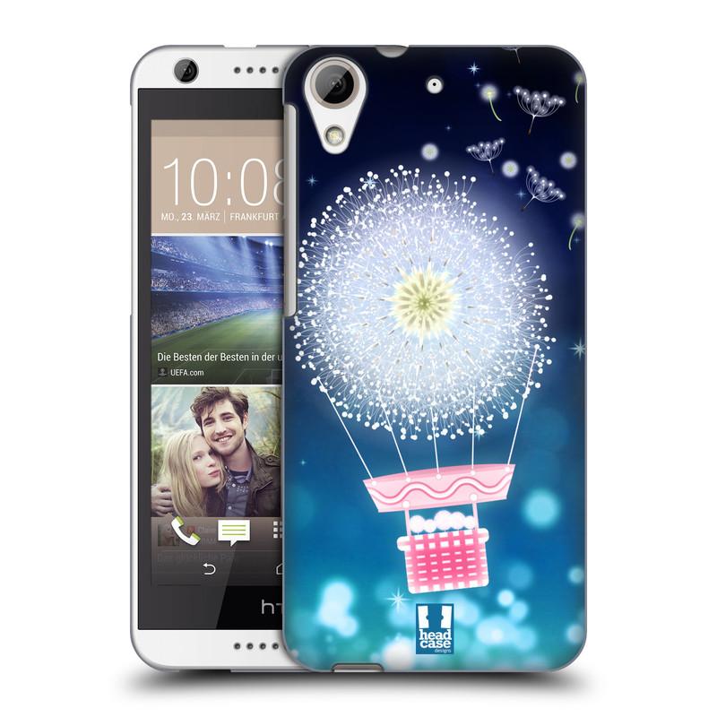 Plastové pouzdro na mobil HTC Desire 626 / 626G HEAD CASE Pampeliškový balón (Kryt či obal na mobilní telefon HTC Desire 626G Dual SIM a HTC Desire 626)