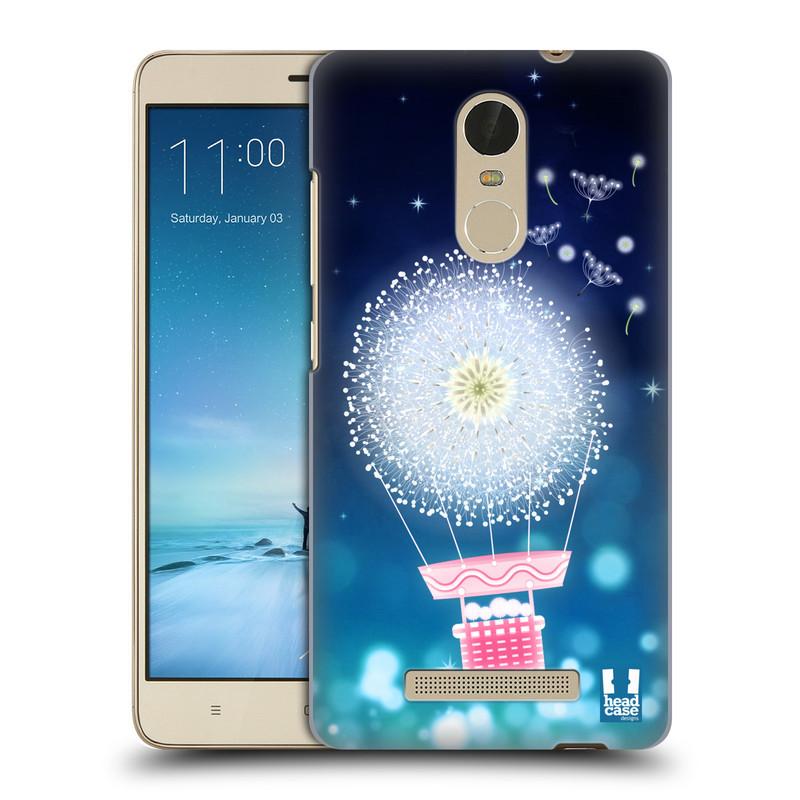"Plastové pouzdro na mobil Xiaomi Redmi Note 3 HEAD CASE Pampeliškový balón (Kryt či obal na mobilní telefon Xiaomi Redmi Note 3 s 5,5"" displejem)"