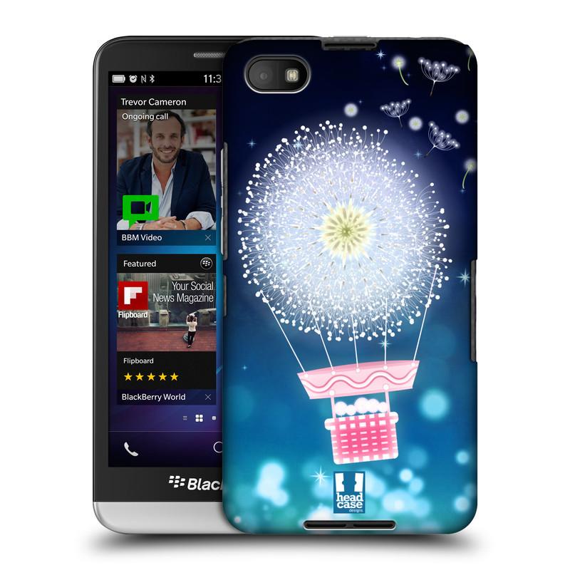 Plastové pouzdro na mobil Blackberry Z30 HEAD CASE Pampeliškový balón (Kryt či obal na mobilní telefon Blackberry Z30)