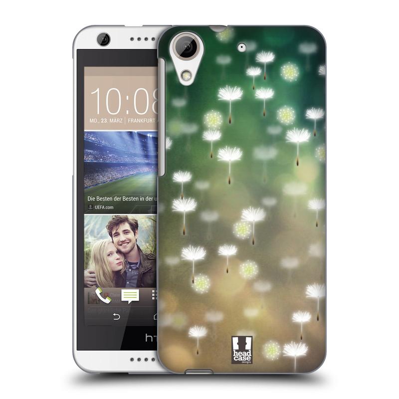 Plastové pouzdro na mobil HTC Desire 626 / 626G HEAD CASE Pampeliškové padáčky (Kryt či obal na mobilní telefon HTC Desire 626G Dual SIM a HTC Desire 626)