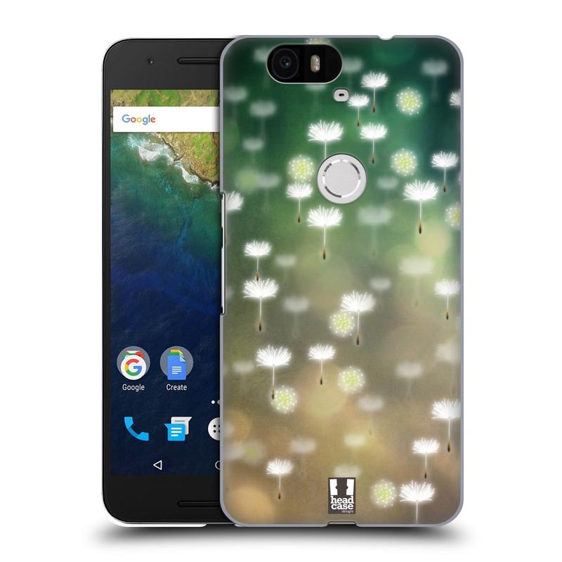 Plastové pouzdro na mobil Huawei Nexus 6P HEAD CASE Pampeliškové padáčky (Kryt či obal na mobilní telefon Huawei Nexus 6P)