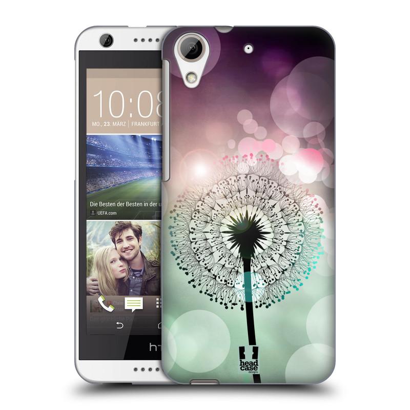 Plastové pouzdro na mobil HTC Desire 626 / 626G HEAD CASE Pampeliškové odlesky (Kryt či obal na mobilní telefon HTC Desire 626G Dual SIM a HTC Desire 626)