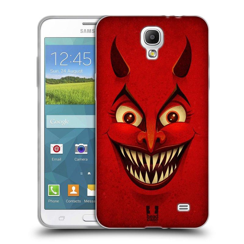 Silikonové pouzdro na mobil Samsung Galaxy Grand Mega 2 HEAD CASE ČERT (Silikonový kryt či obal na mobilní telefon Samsung Galaxy Grand Mega 2 SM-G750)