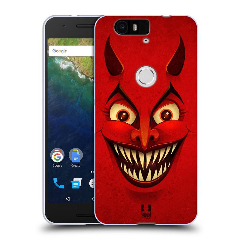 Silikonové pouzdro na mobil Huawei Nexus 6P HEAD CASE ČERT (Silikonový kryt či obal na mobilní telefon Huawei Nexus 6P)