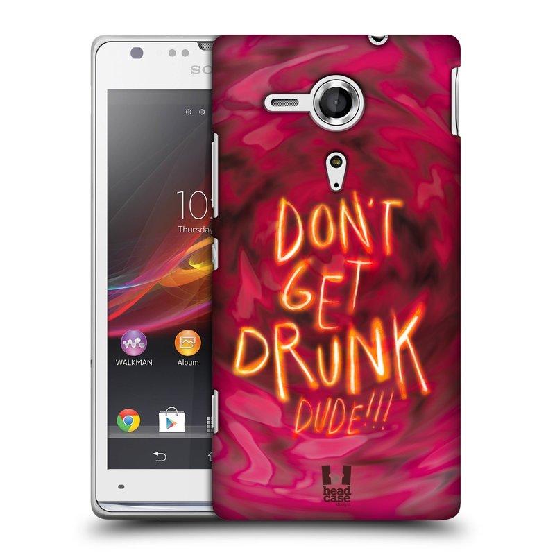 Plastové pouzdro na mobil Sony Xperia SP C5303 HEAD CASE NEOPIJ SE (Kryt či obal na mobilní telefon Sony Xperia SP )