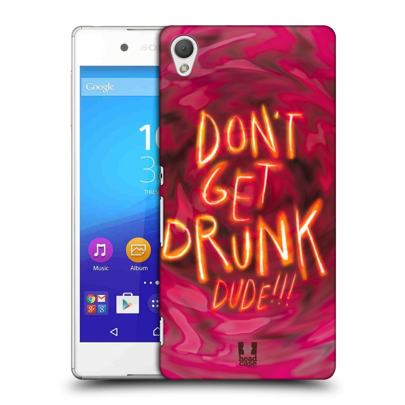 Plastové pouzdro na mobil Sony Xperia Z3+ (Plus) HEAD CASE NEOPIJ SE (Plastový kryt či obal na mobilní telefon Sony Xperia Z3+ (Plus))
