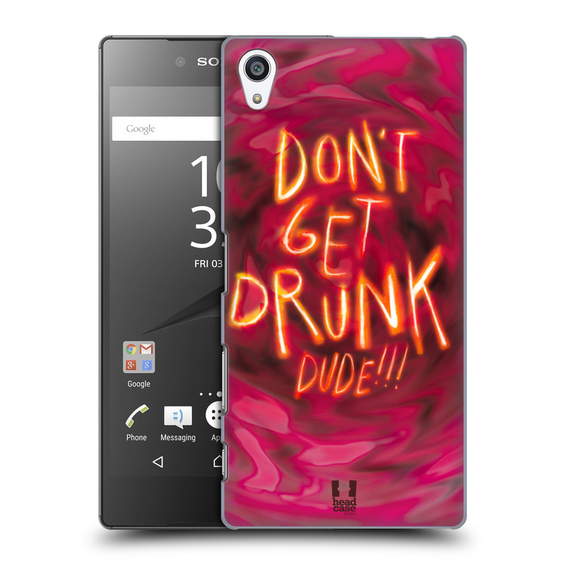Plastové pouzdro na mobil Sony Xperia Z5 Premium HEAD CASE NEOPIJ SE (Kryt či obal na mobilní telefon Sony Xperia Z5 Premium E6853)