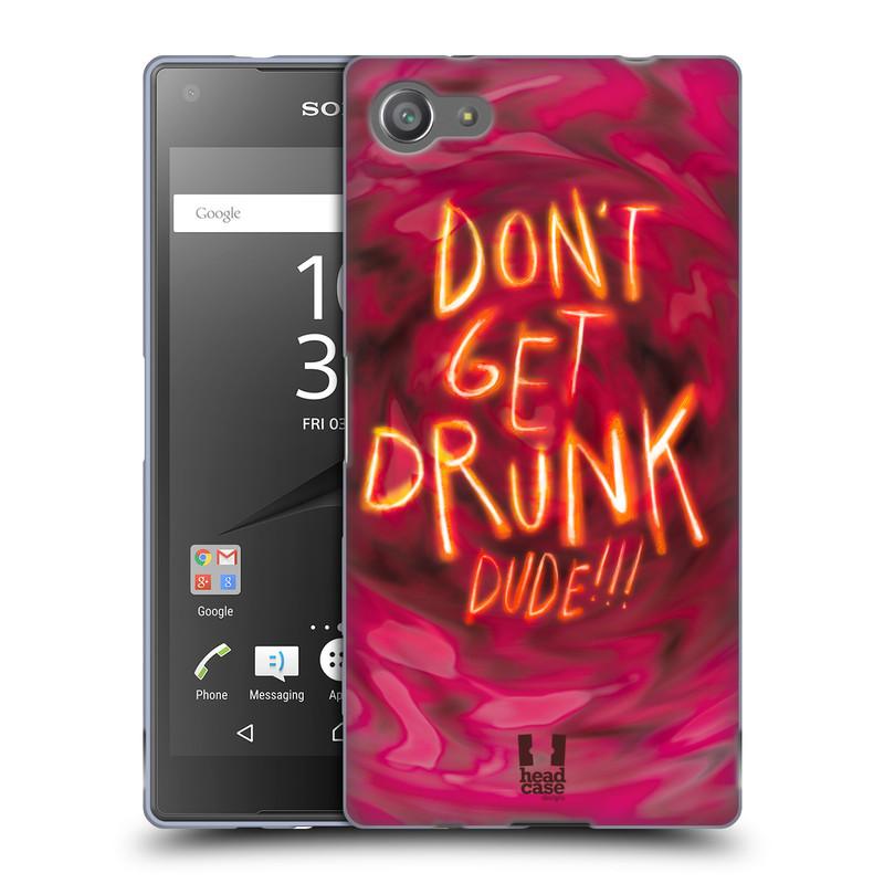 Silikonové pouzdro na mobil Sony Xperia Z5 Compact HEAD CASE NEOPIJ SE (Silikonový kryt či obal na mobilní telefon Sony Xperia Z5 Compact E5823)