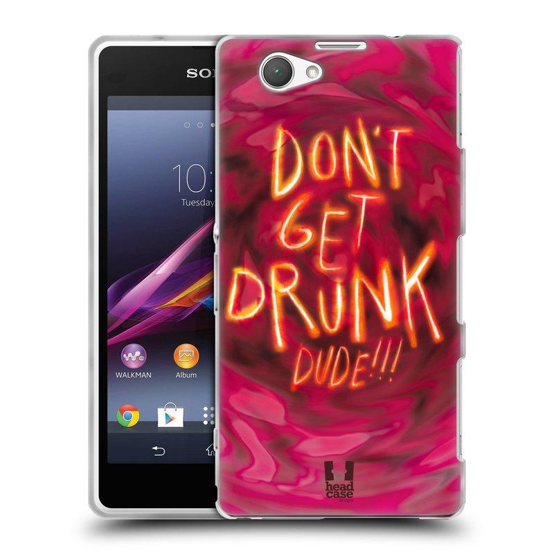 Silikonové pouzdro na mobil Sony Xperia Z1 Compact D5503 HEAD CASE NEOPIJ SE (Silikonový kryt či obal na mobilní telefon Sony Xperia Z1 Compact)