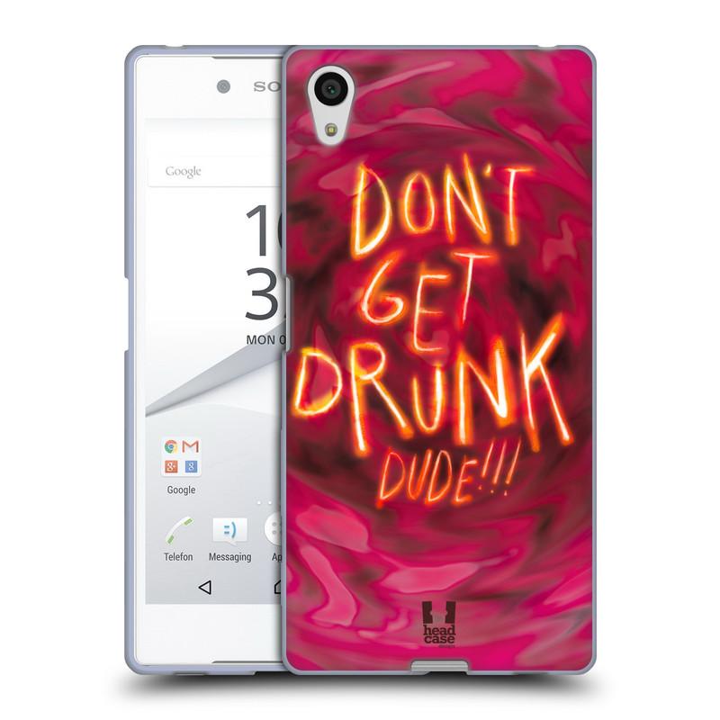 Silikonové pouzdro na mobil Sony Xperia Z5 HEAD CASE NEOPIJ SE (Silikonový kryt či obal na mobilní telefon Sony Xperia Z5 E6653)