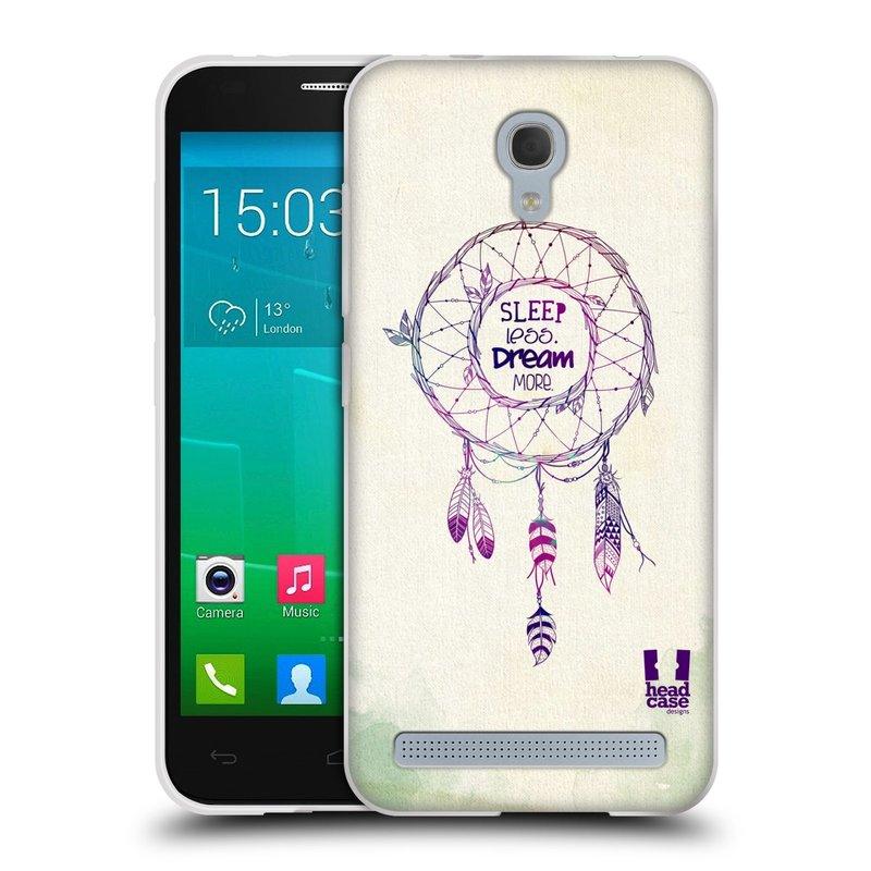 Silikonové pouzdro na mobil Alcatel One Touch Idol 2 Mini S 6036Y HEAD CASE LAPAČ MORE (Silikonový kryt či obal na mobilní telefon Alcatel Idol 2 Mini S OT-6036Y)