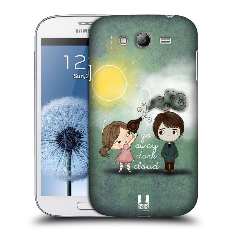Plastové pouzdro na mobil Samsung Galaxy Grand Neo HEAD CASE Emo Love na Sluníčku (Kryt či obal na mobilní telefon Samsung Galaxy Grand Neo GT-i9060)