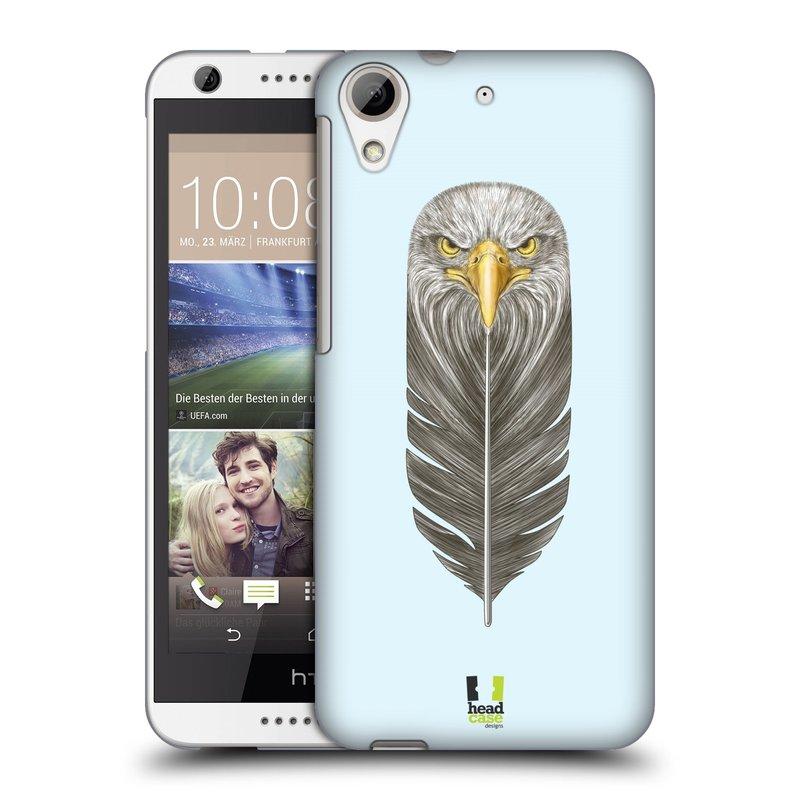 Plastové pouzdro na mobil HTC Desire 626 / 626G HEAD CASE PÍRKO OREL (Kryt či obal na mobilní telefon HTC Desire 626G Dual SIM a HTC Desire 626)