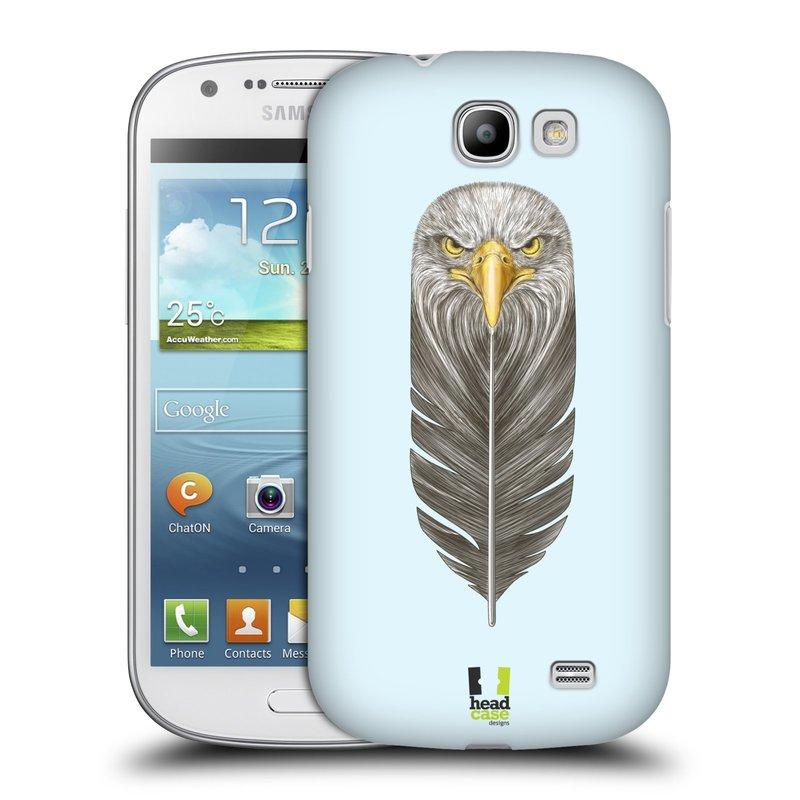 Plastové pouzdro na mobil Samsung Galaxy Express HEAD CASE PÍRKO OREL (Kryt či obal na mobilní telefon Samsung Galaxy Express GT-i8730)