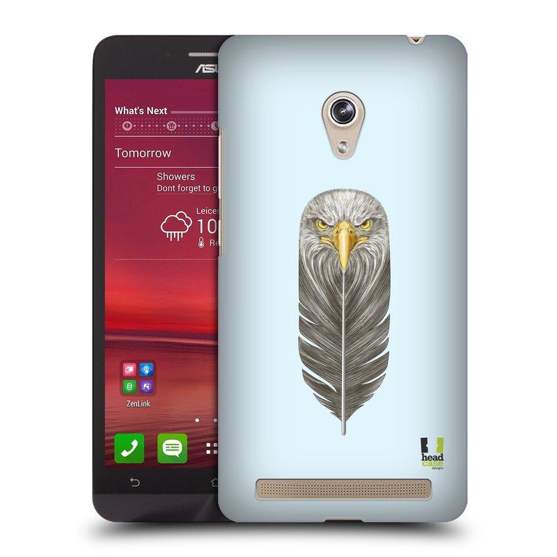 Plastové pouzdro na mobil Asus Zenfone 6 HEAD CASE PÍRKO OREL (Kryt či obal na mobilní telefon Asus Zenfone 6 A600CG / A601CG)