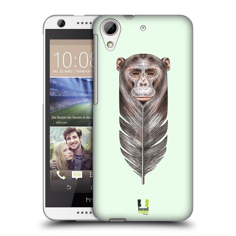 Plastové pouzdro na mobil HTC Desire 626 / 626G HEAD CASE PÍRKO OPIČKA (Kryt či obal na mobilní telefon HTC Desire 626G Dual SIM a HTC Desire 626)