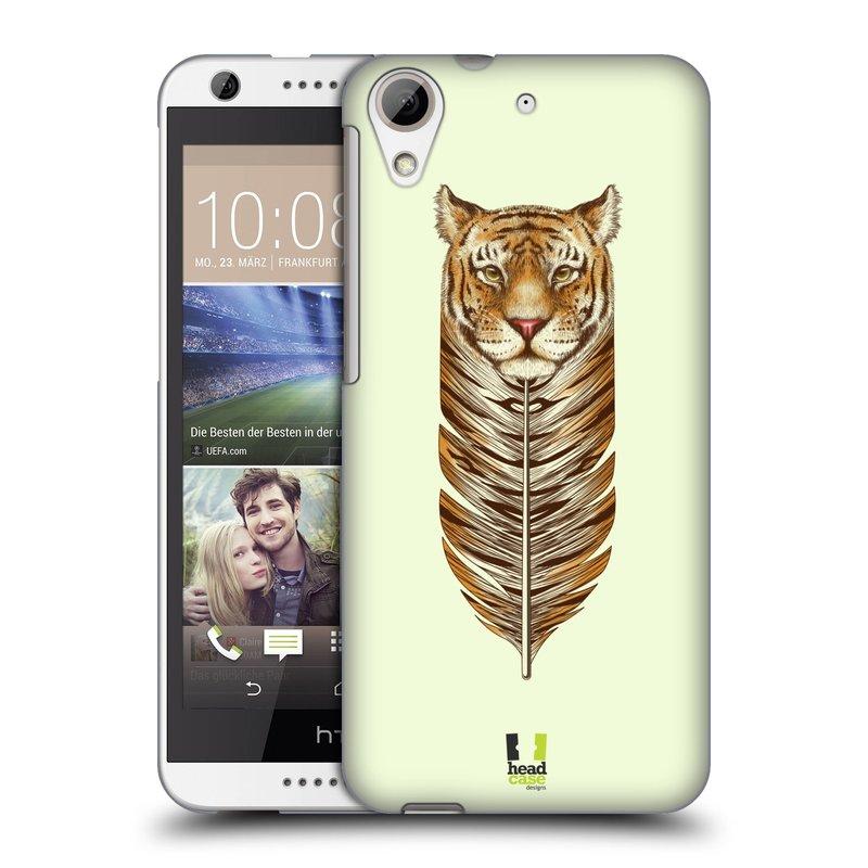 Plastové pouzdro na mobil HTC Desire 626 / 626G HEAD CASE PÍRKO TYGR (Kryt či obal na mobilní telefon HTC Desire 626G Dual SIM a HTC Desire 626)