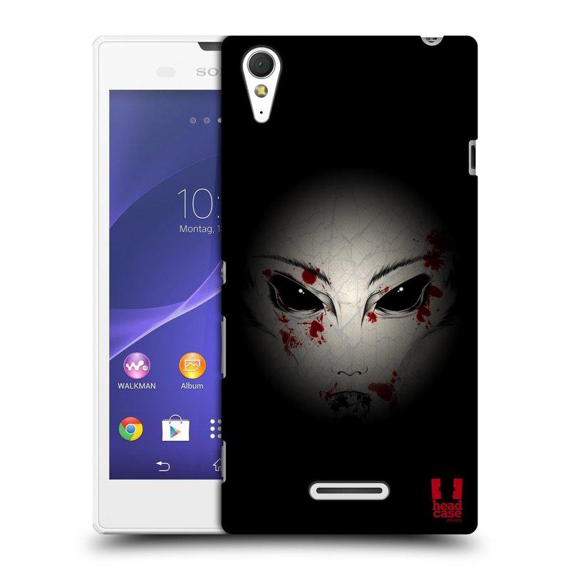 Plastové pouzdro na mobil Sony Xperia T3 D5103 HEAD CASE Macabre (Kryt či obal na mobilní telefon Sony Xperia T3 )