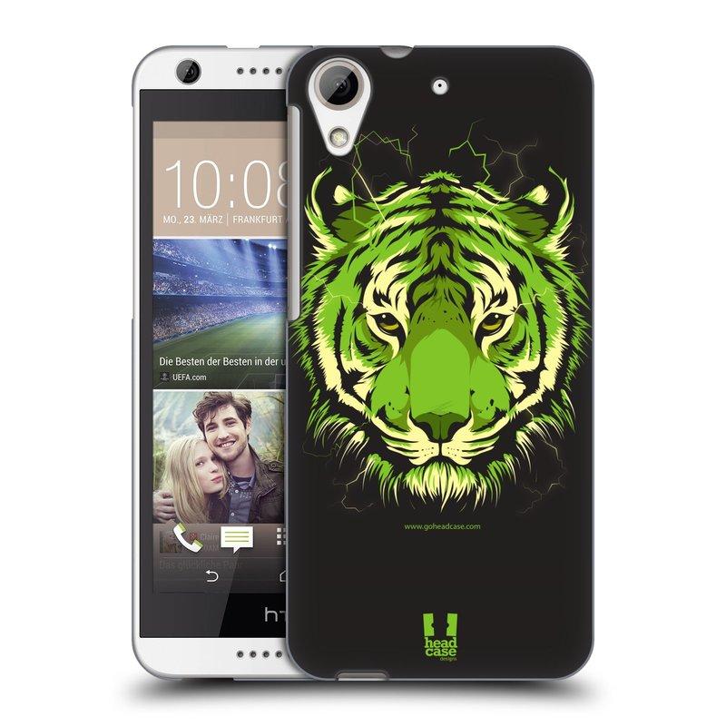 Plastové pouzdro na mobil HTC Desire 626 / 626G HEAD CASE BENGÁLSKÝ TYGR (Kryt či obal na mobilní telefon HTC Desire 626G Dual SIM a HTC Desire 626)