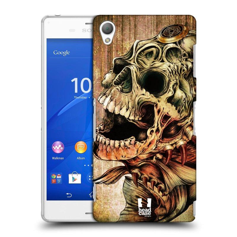 Plastové pouzdro na mobil Sony Xperia Z3 D6603 HEAD CASE PIRANHA (Kryt či obal na mobilní telefon Sony Xperia Z3 )