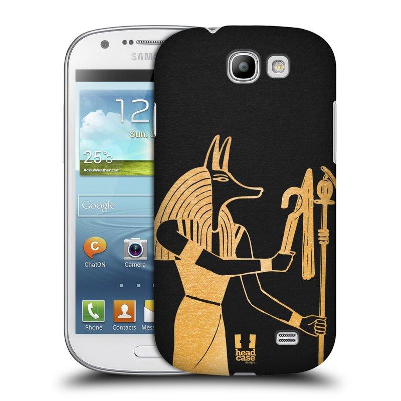 Plastové pouzdro na mobil Samsung Galaxy Express HEAD CASE EGYPT ANUBIS (Kryt či obal na mobilní telefon Samsung Galaxy Express GT-i8730)