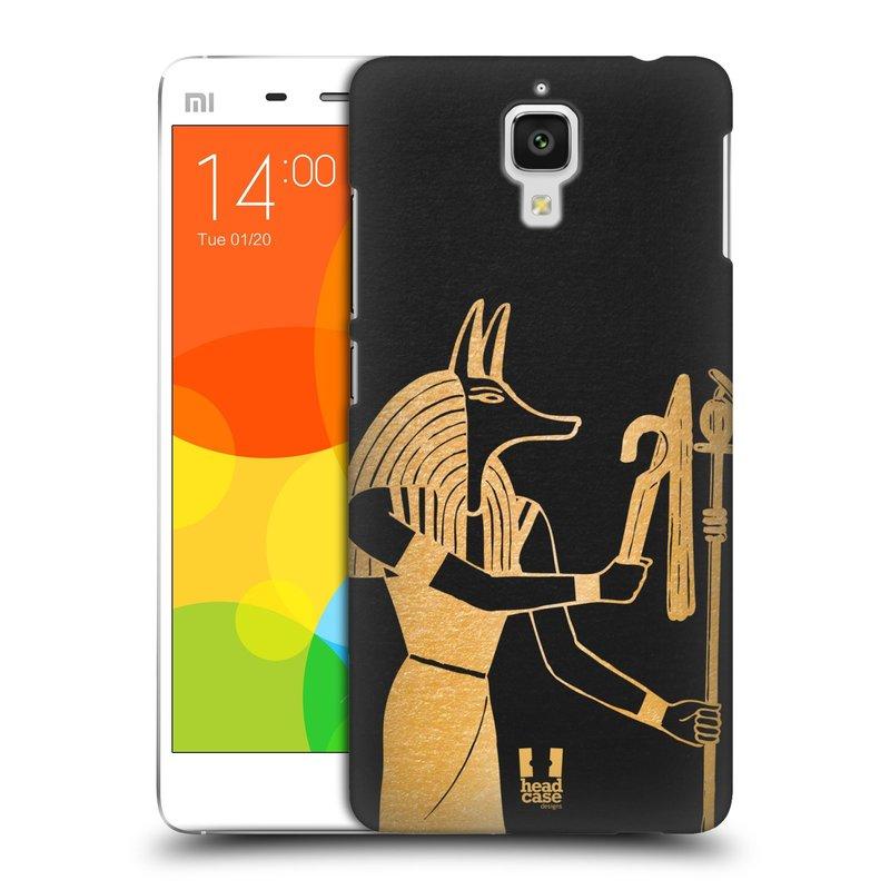 Plastové pouzdro na mobil Doogee Hitman DG850 HEAD CASE EGYPT ANUBIS (Kryt či obal na mobilní telefon Doogee Hitman DG850)