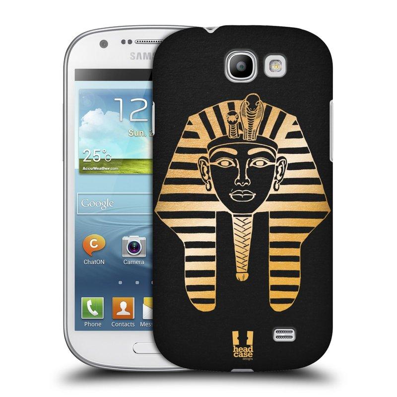 Plastové pouzdro na mobil Samsung Galaxy Express HEAD CASE EGYPT FARAON (Kryt či obal na mobilní telefon Samsung Galaxy Express GT-i8730)